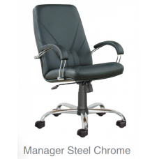 Manager Steel Chrome