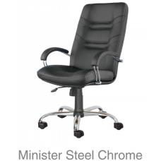 Minister Steel Chrome