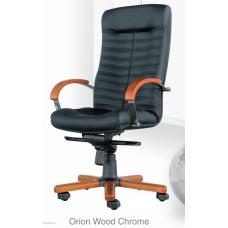 Orion Wood Chrome