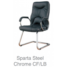 Sparta Steel  Chrome CF/LB